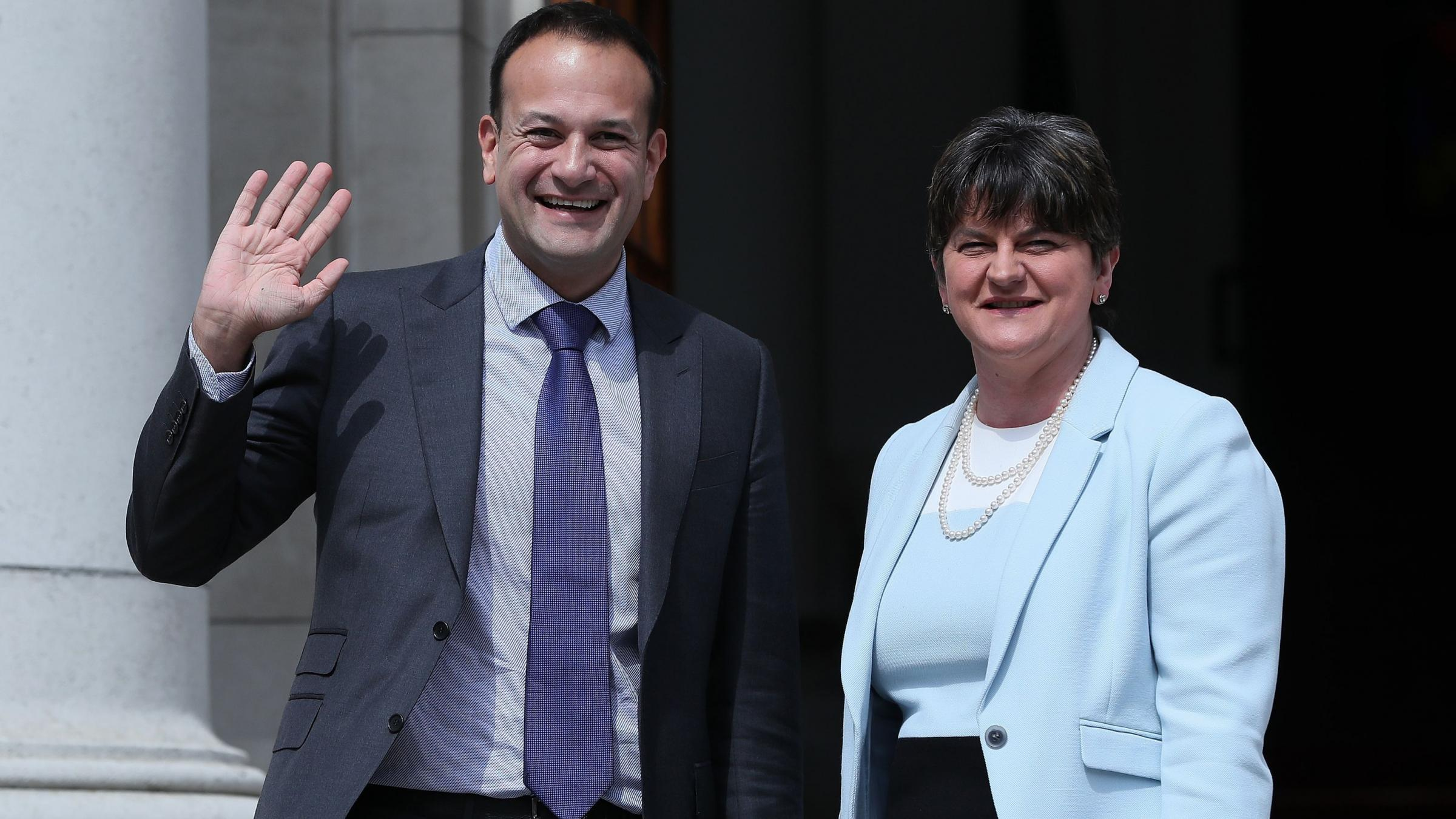 Tories and DUP set to face legal challenge as deal nears