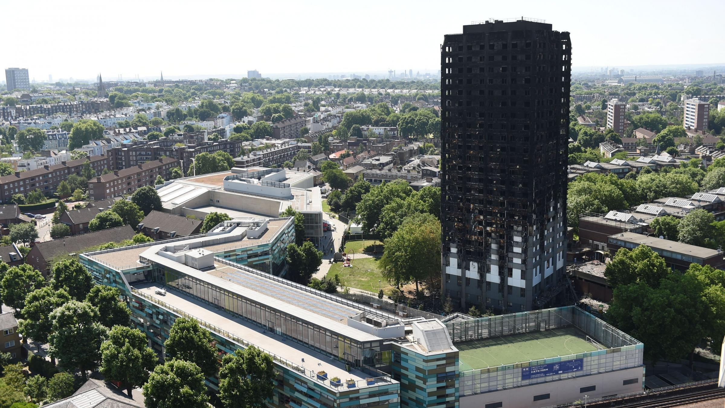 Three more Grenfell Tower victims named, as death toll rises to 79